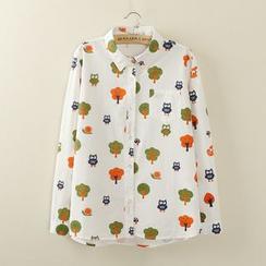 Tangi - Print Shirt