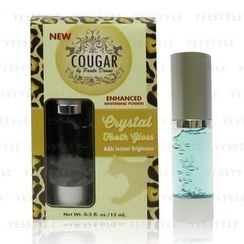 Cougar Beauty Products - Cougar Crystal Tooth Gloss (Bubble Gum) (Blue)