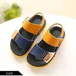 Luco - Kids Color Block Sandals