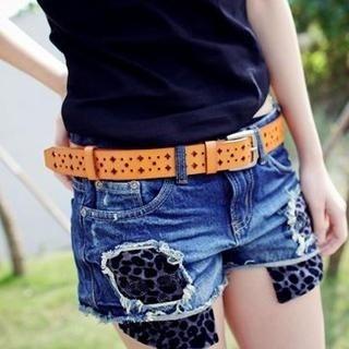 OrangeBear - Perforated Belt