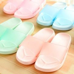 四季美 - 情侶款浴室拖鞋