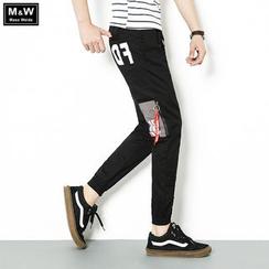 Masowild - Print Jogger Pants