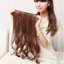尚青絲 - 捲髮接髮片