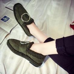 Yoflap - Fleece Loafers