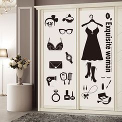 LESIGN - Printed Wall Sticker
