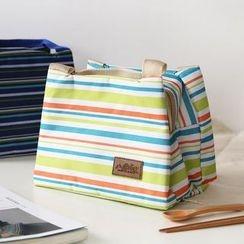 Cute Essentials - Striped Lunch Bag