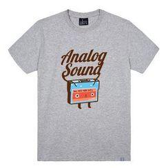 the shirts - Cassette Tape Print T-Shirt