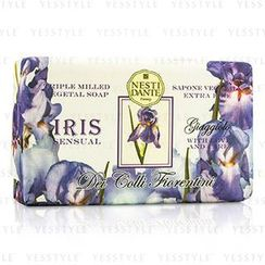Nesti Dante - Dei Colli Fiorentini Triple Milled Vegetal Soap - Iris