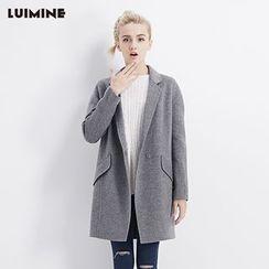 LUIMINE - Button Coat