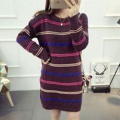 Emeline - Striped Long Sweater