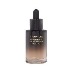 Missha - Signature Super Light Oil Foundation SPF 35 PA++ (W23)