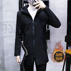 Fusuma - Hooded Zip Jacket
