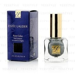 Estee Lauder 雅詩蘭黛 - Pure Color Nail Lacquer (#04 Smoked Chrome)
