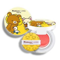 A'PIEU - Air-Fit Cushion Blusher (Rilakkuma Edition) (#CR02)