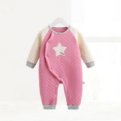 ciciibear - Baby Star Panel One-piece