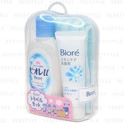 Kao - Biore Travel Set