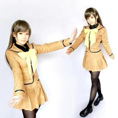 Ghost Cos Wigs - Cosplay Costume - Kamisama Kiss Momosono Nanana