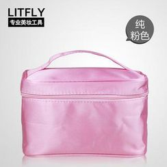 Litfly - Cosmetic Bag (Pink)