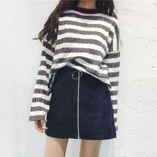 Rollis - Striped Sweater