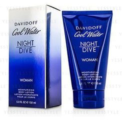 Davidoff - Cool Water Night Dive Moisturizing Body Lotion