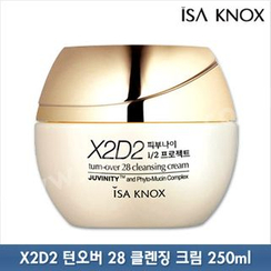 ISA KNOX - X2D2 Turn Over 28 Cleansing Cream 250ml