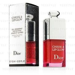 Christian Dior - Cheek and Lip Glow Instant Blushing Rosy Tint