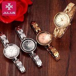 JULIUS - 水鑽手鐲表