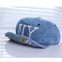 Cuteberry - 刺繡牛仔棒球帽