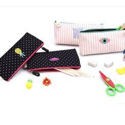 Bookuu - 印花筆袋