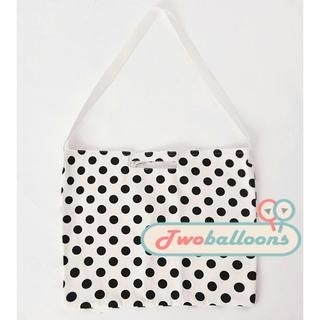 JVL - Polka-Dot Shopper Bag