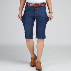 Recluso - 牛仔短裤