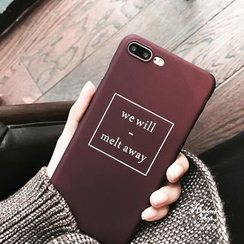 Hephone - iPhone 6 / 6 Plus / 6S / 6S Plus / 7 / 7 Plus Case
