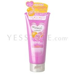 Canmake - Make Me Happy Fragrance Body Cream (Pink Grapefruit)