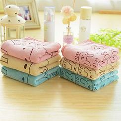 Maltose - Printed Bath Towel