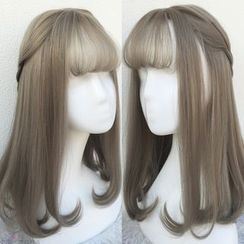 Princess Pea - 長款假髮 - 直髮