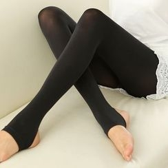 Cappuccino - Set of 2 : Plain Tights