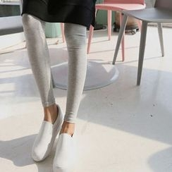 Hello sweety - Band-Waist Leggings