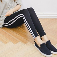Rita Zita - Stripe Skinny Pants
