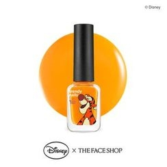 The Face Shop - Trendy Nails (#DSN04 Happy Tigger) (Disney Collaboration)