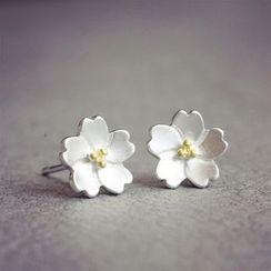 Love Generation - Cherry Blossom Stud Earrings