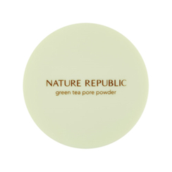 Nature Republic - Botanical Green Tea Pore Powder 5g