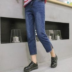DK Yannie - Washed Jeans