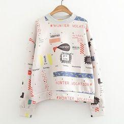 ninna nanna - Printed Sweatshirt