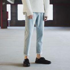 子俊 - 散边牛仔裤
