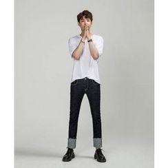 GERIO - Straight-Cut +5cm Jeans