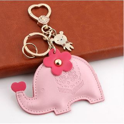 MILESI - Animal Keychain
