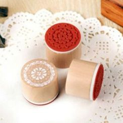 Tivi Boutique - Wooden Stamp