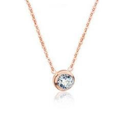 Zundiao - 亮鑽項鏈
