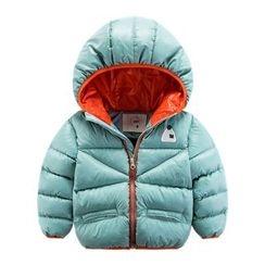 DEARIE - 儿童连帽夹棉夹克