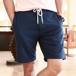 Mannmix - Drawstring Shorts